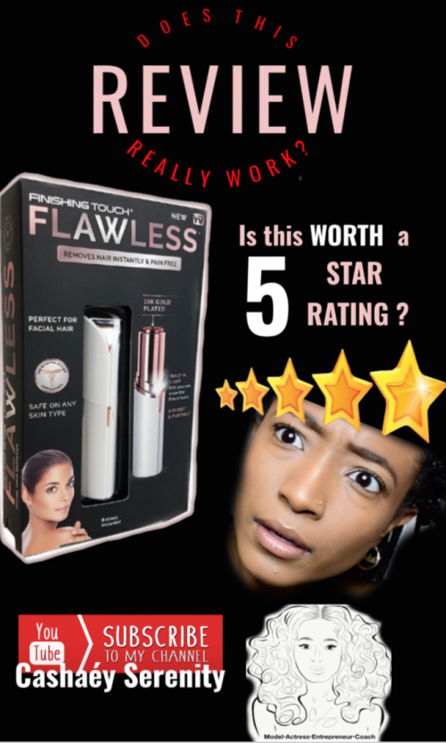 7 Pros Flawless Finishing Touch Hair Removal